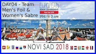 European Championships 2018 Novi Sad Day04 - Piste 7 thumbnail