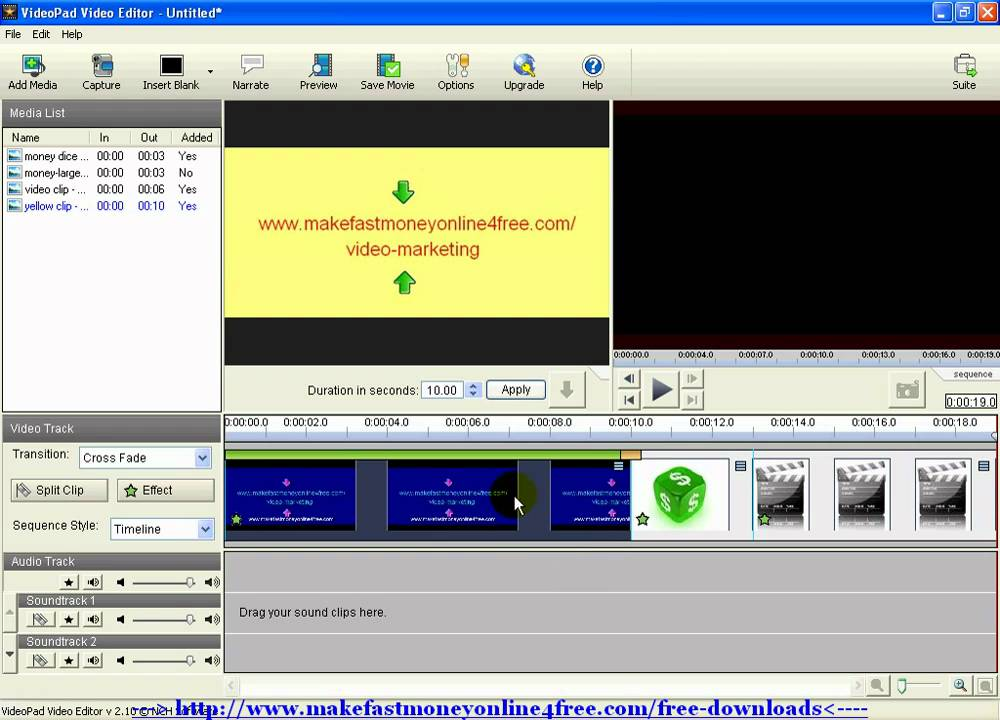 How to Use VideoPad Video Editor Editing Videopad Software