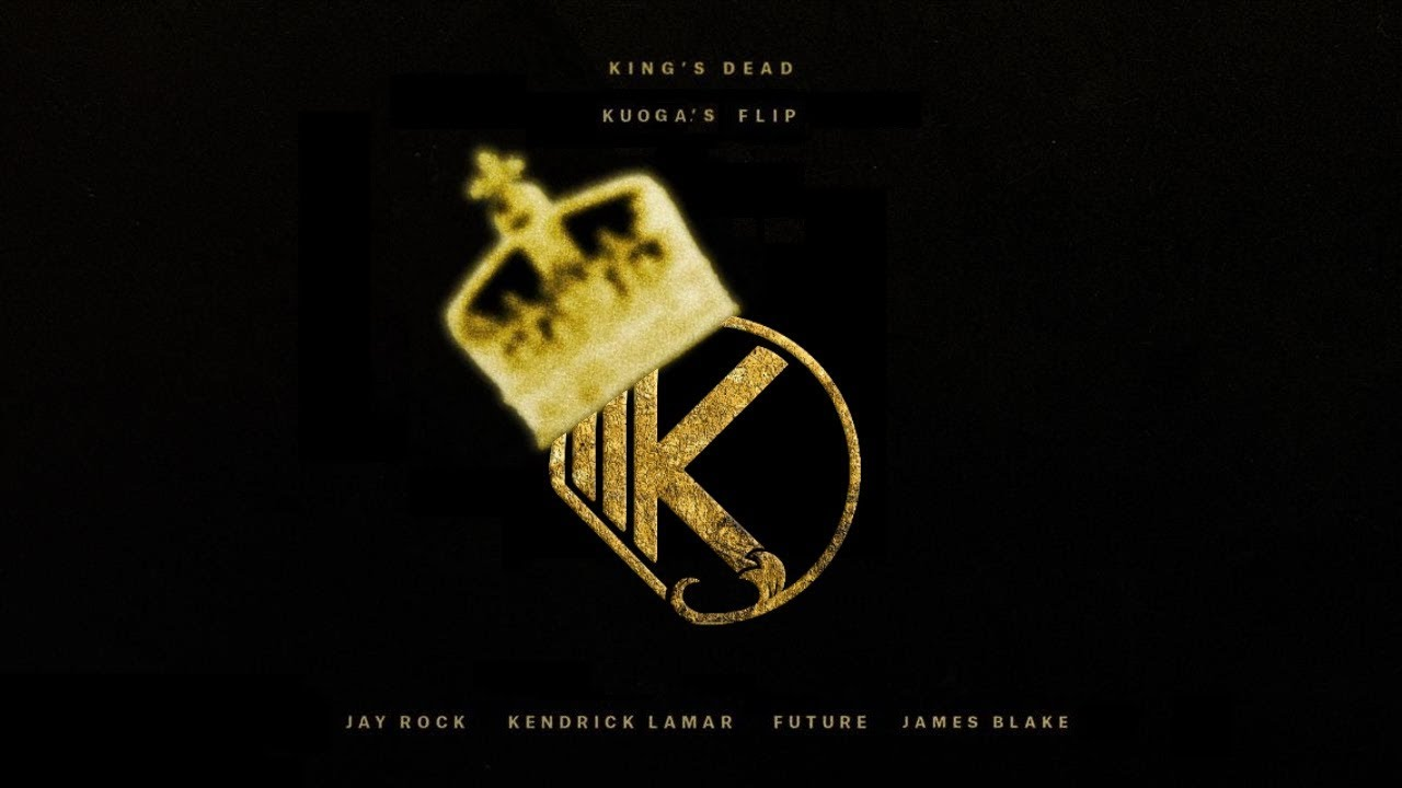 "Resultado de imagem para ""King's Dead"" - Kendrick Lamar, Jay Rock, Future, James Blake"