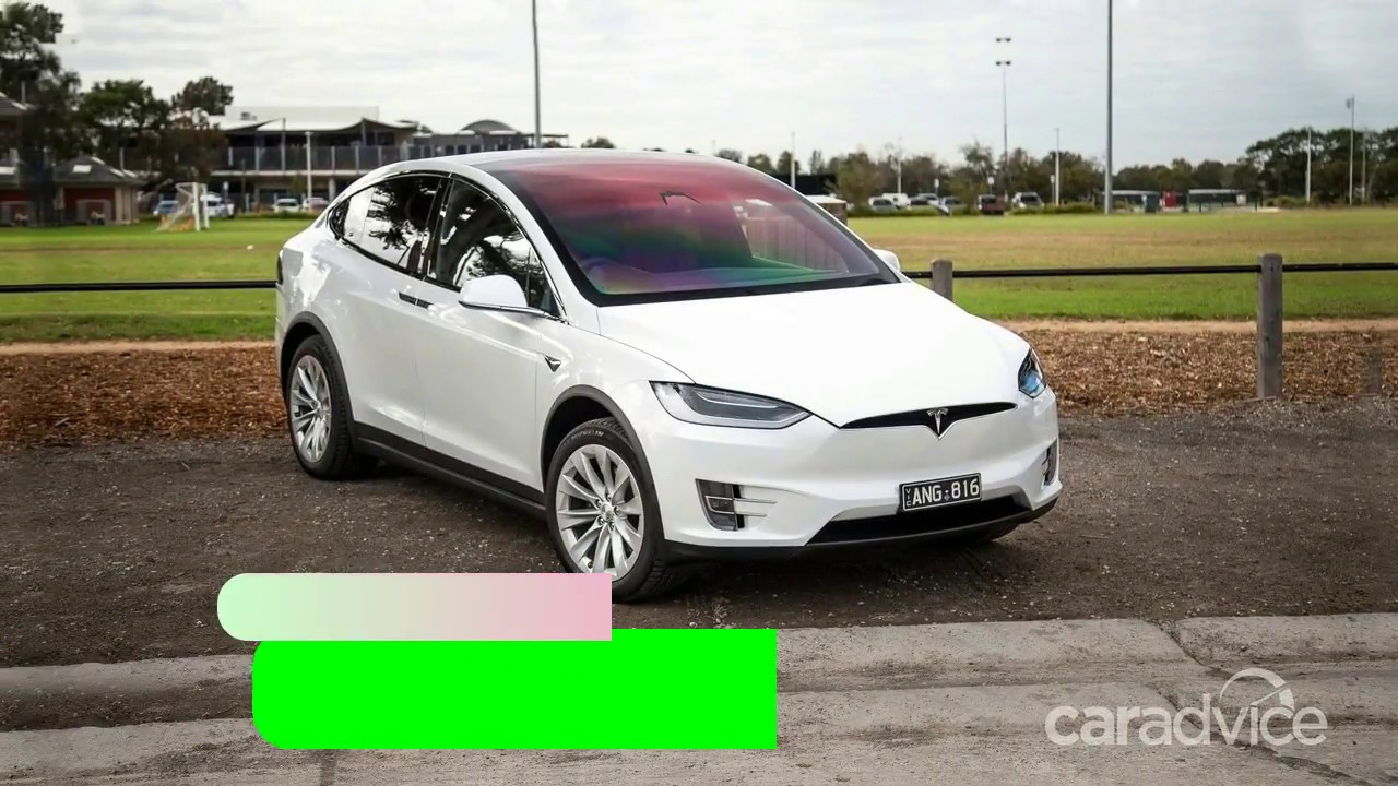 2017 Tesla Model X 75d Review Youtube