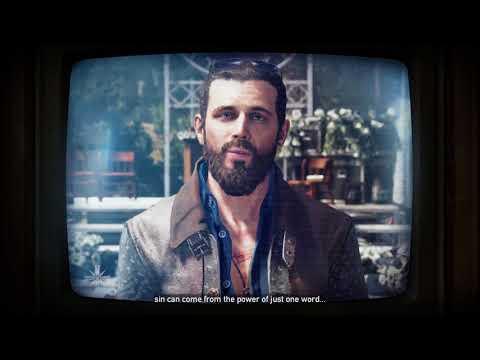 "Far Cry 5 - John Seed Broadcasts ""We Are All Sinners"" Deputy Hudson Captured Cutscene (2018)"