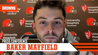 Baker Mayfield postgame press conference vs. Bengals | Cleveland Browns