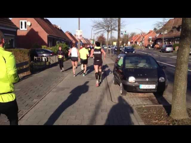 (Mein) Emder Silvesterlauf 31.12.2013 (5 Kilometer)