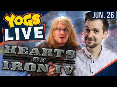 Hearts of Iron IV w/ Duncan & Lewis [1] - 26th June 2017