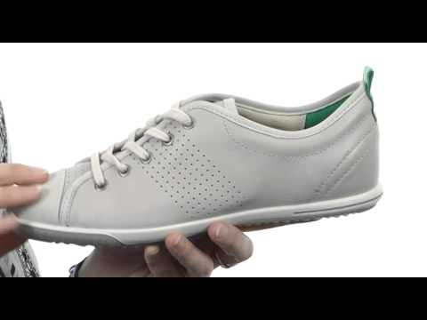 11d6c027df3 ECCO Spin Light Sneaker SKU  8222605 - YouTube