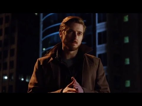 Legends of Tomorrow:  Arthur Darvill Interview - NYCC 2015