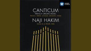 Canticum, For Organ: II. Rorate Coeli Desuper