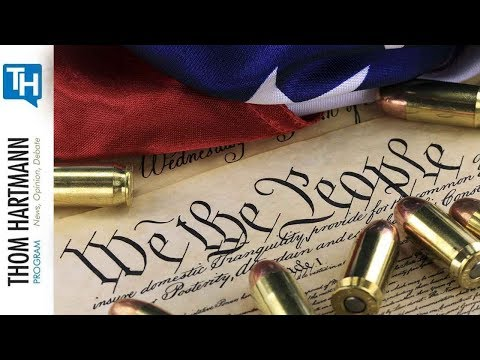 What Did The Founding Fathers Intend The Second Amendment To Do? (w/Guest Julio Rivera)