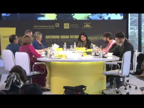 Inclusive governance: agency and disadvantage - Urban Age Governing Urban Futures conference