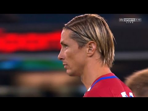 Fernando Torres vs Tottenham (N) 16-17 HD 720p (Pre-Season) by MNcomps