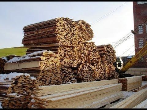 Как быстро распилить горбыль на дрова