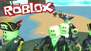 ROBLOX: Deathrun - Pirate Zombies [Xbox One Gameplay, Walkthrough]