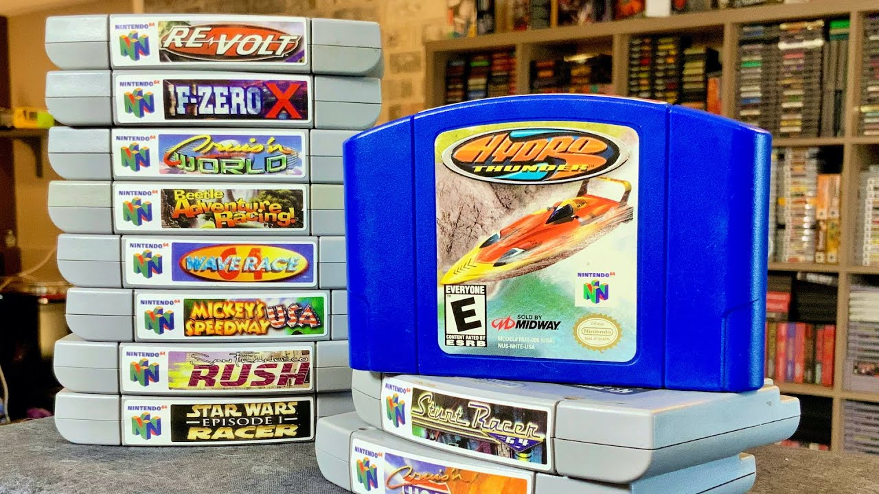 N64 RACING GAMES I still Play Today