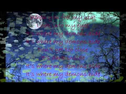 Nightcore - Demons (Lyrics + Traduction)