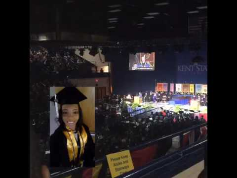 Janaya graduation with honors