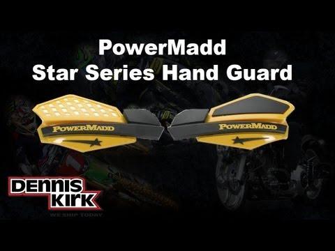 PowerMadd Star Series Hand Guards At Dennis Kirk