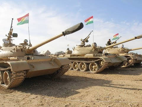 Kurdish WAR in Syria Iraq & Turkey Documentary