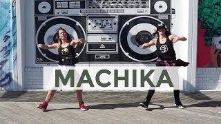 Machika, by J Balvin, Jeon & Anitta - Carolina B