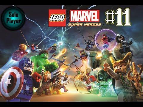 Lego Marvel Super Heroes #11: Crazy Disco Parties