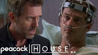 What A Sleepwalker Gets Up Too at Night| House M.D.