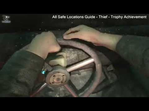 Metro 2033 Redux: All Safe Locations Guide - Thief - Trophy Achievement