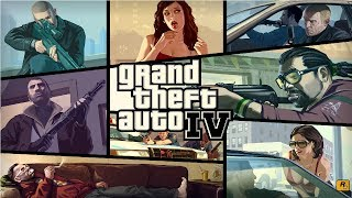 GTA IV PS3 Story Playthrough Grand Theft Auto 4
