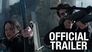 """The Hunger Games: Mockingjay Part 1 – """"the Mockingjay Lives"""" Official Trailer"""