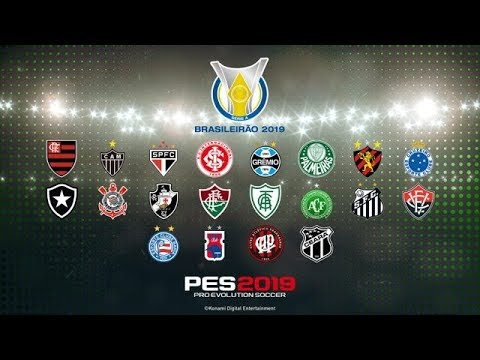 PES 2019 - Campeonato Brasileiro Trailer