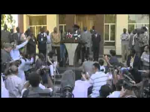 Sudanese independence referendum begins