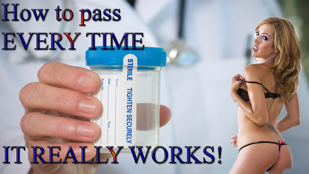 Easy pass piss test