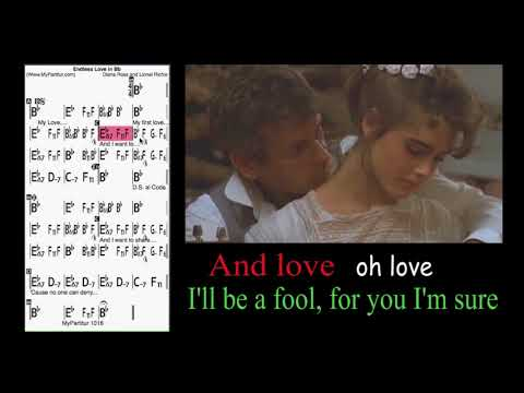 Endless Love Chords And Lyrics Download Mp3 407 Mb Download Mp3