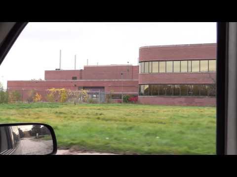 General Motors Failed Hydra-Matic Plant. Ypsilanti, Michigan
