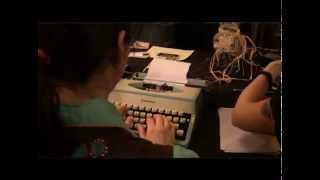 Typewriter Rodeo gives instant, personal poetry