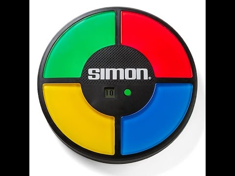 Simon Game Youtube