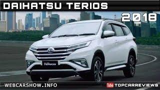 2018 DAIHATSU TERIOS Review Rendered Price Specs Release Date