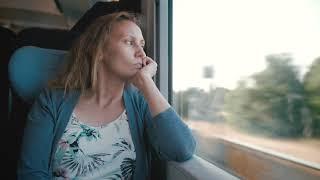 Brigitte fährt Zug – Die Endlichkeit des Entstehens