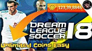 تحميل لعبة dream league soccer 2018 مهكرة اخر اصدار