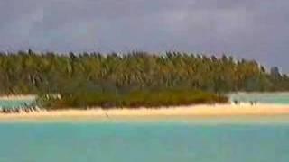 Aitutaki Blue Lagoon