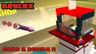 LOOK AT THE BOMB, ROBLOX: SUPER BOMB SURVIVAL