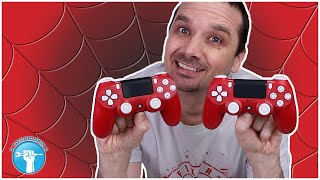 I Paid $145 for 2 BROKEN Spiderman PS4 Controllers - But Can I Fix Them?
