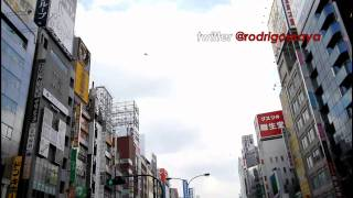 TERREMOTO Tokyo Japan Earthquake 9 1 2011