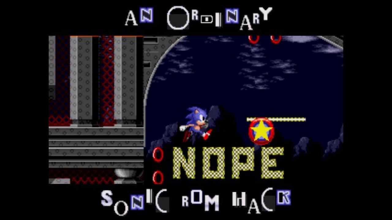 Alternate Reality BGM 2 [An Ordinary Sonic ROM Hack music]