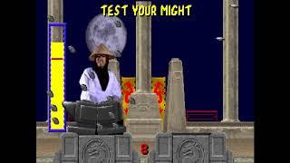 Mortal Kombat [100] Arcade Longplay/Walkthrough/Playthrough (FULL GAME)