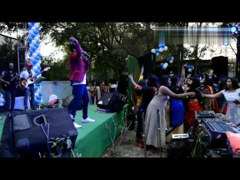 Arfin Rana    Event Maniac    Chrysalis 2k17