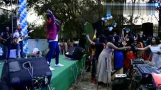 Arfin Rana || Event Maniac || Chrysalis 2k17