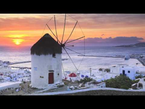 Greek Bouzouki Music - Instrumental