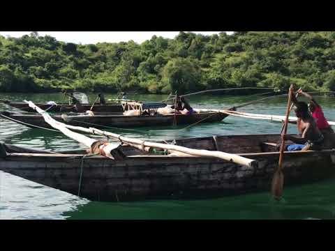 The Singing Fisherman Of Lake Kivu
