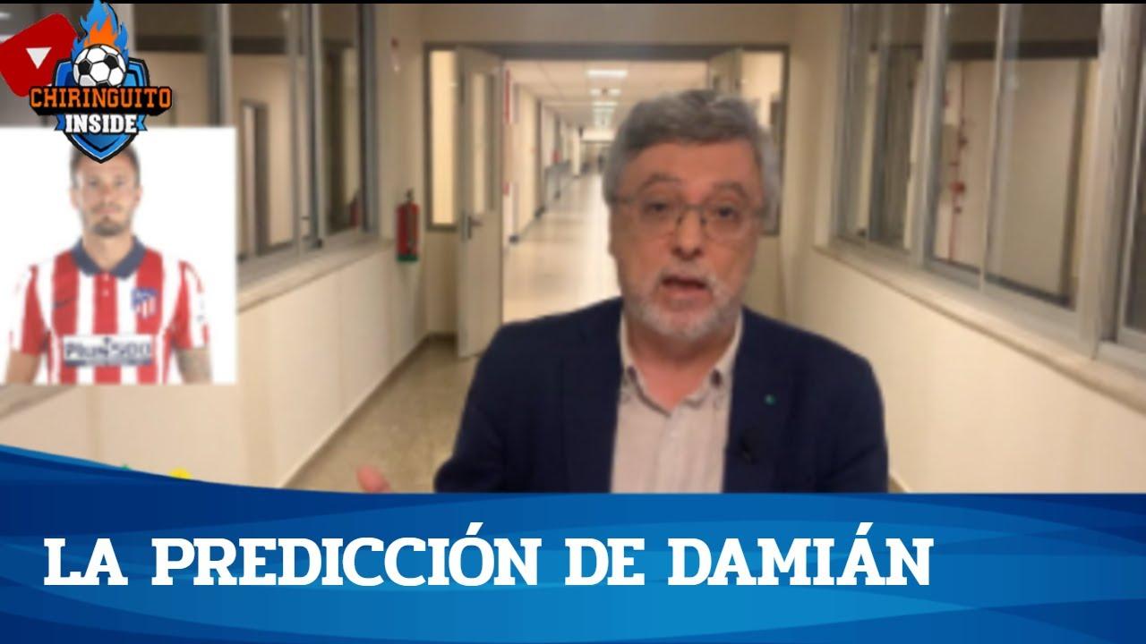 ⚪🔴 TITULAR, VENTA, CESIÓN ATLÉTICO DE MADRID | DAMIÁN GONZÁLEZ ⚪🔴