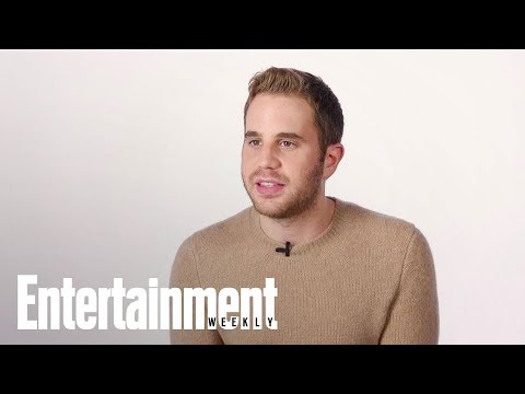 Dear Evan Hansen's Ben Platt On Exciting Moment  Entertainers Of The Year  Entertainment Weekly