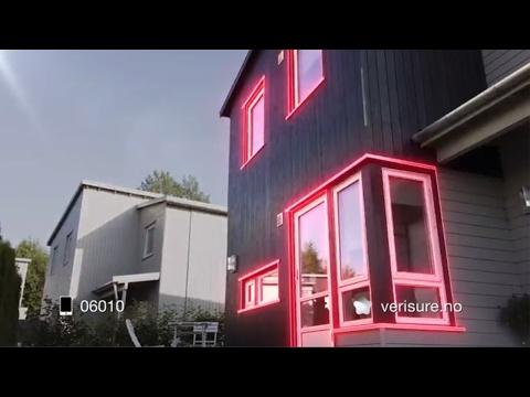 Verisure Norge - Boligalarm med sjokksensor